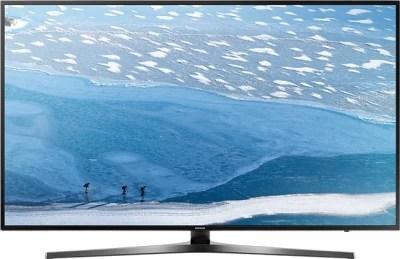 Samsung 108cm (43) Ultra HD (4K) LED Smart TV(43KU6470)