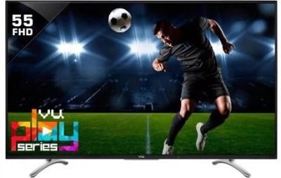 Vu 140cm (55) Full HD LED TV(LED-55K160GAU)