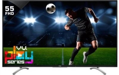 Vu 140cm (55) Full HD LED TV(LED-55K160GAU)