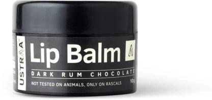 Ustraa Lip Balm for men - 10 gm Dark Rum