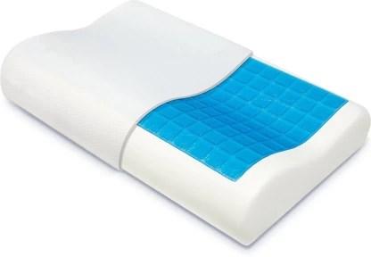 https www flipkart com royalkart foam gel memory foam cervical pillow contour neck pain relief back side sleepers size 50x30x10 7 cm orthopaedic pack 1 p itmad1f9dc992279