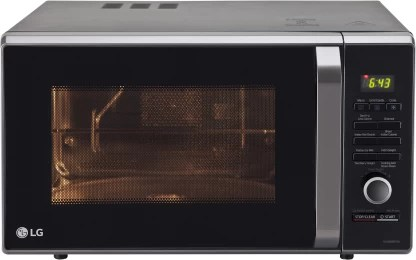lg 28 l charcoal convection microwave oven