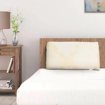 flipkart perfect homes therapedic memory foam pillow white