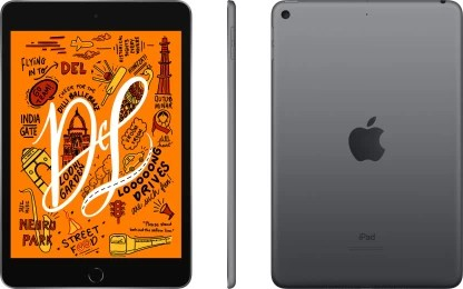 Apple ipad Mini (2019) 64 GB ROM 7.9 inch with Wi-Fi Only (Space Grey)