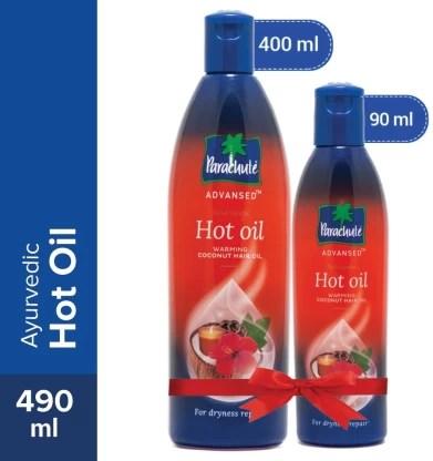 Parachute Advansed Ayurvedic Hot-Oil Hair Oil