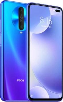 POCO X2 (Atlantis Blue, 64 GB)
