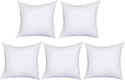12 inch microfibre solid cushion pack