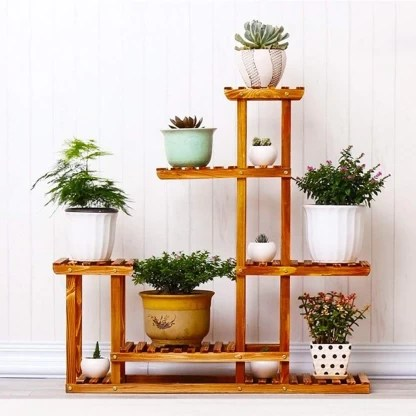 artesia plant stand rack indoor