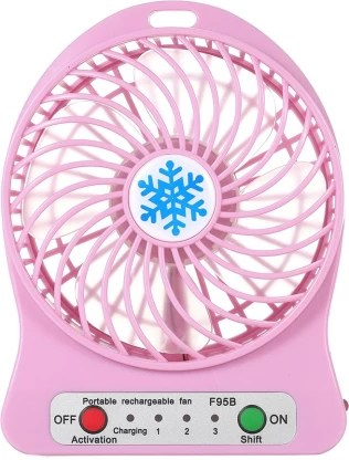 rich hood mini portable usb rechargeable fan for kitchen home indoor outdoor office ceiling wall exhaust mini fan best quality portable desk fan with