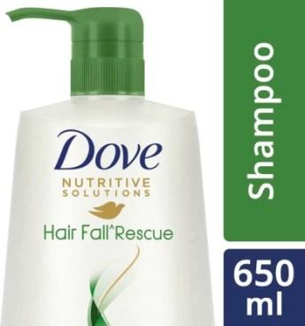 Dove New Hair Fall Rescue Shampoo Women