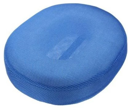 superfine donut ring cushion pillow use it for piles fistula pregnancy back abdomen support
