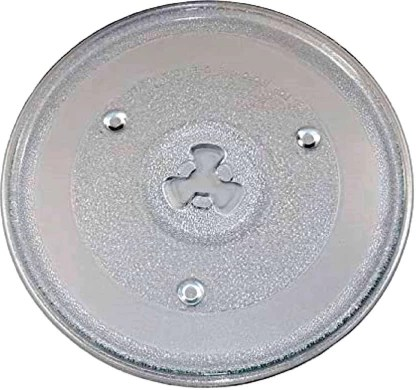 myra 12 5 inch microwave oven replacement turntable rotating baking glass tray glass plate fiber glass microwave turntable plate fiber glass onida