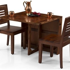 2 Chair Kitchen Table Set Remodeling A Small Seater Dining Tables Sets Online At Discounted Prices On Flipkart Urban Ladder Danton 3 To 6 Extendable Capra Solid Wood