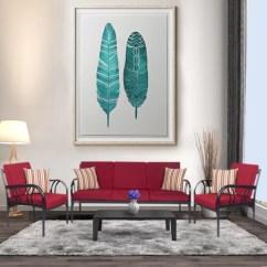 Sofa Set Below 3000 In Hyderabad Bed Sofas Argos Check स फ Sets Designs At Flipkart Furniture Furniturekraft Florence Fabric 3 1 Black