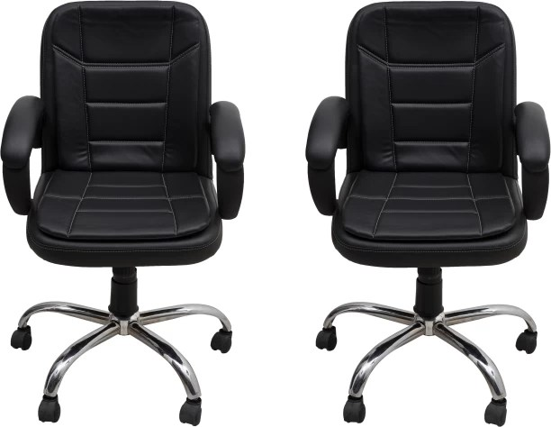 steel chair buyers in india armchair cover patterns buy chairs क र स online at best prices dzyn furnitures leatherette office executive