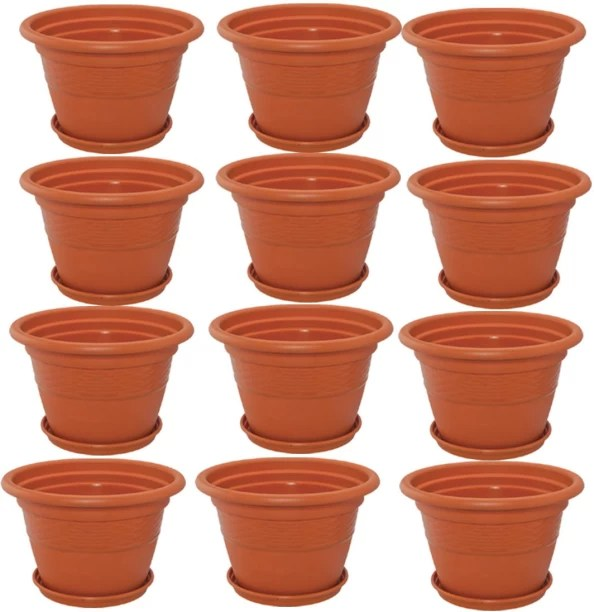 Plastic Plant Containers Buy Plastic Plant Containers Online At Best Prices In India Flipkart Com