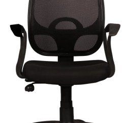 Office Chair Online Bruno Lift Accessories Study Chairs Buy Featherlite At Best Ks Fabric Arm