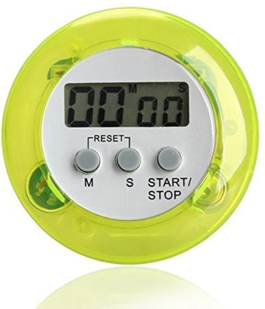 kitchen timers compact furniture buy online at best prices in india rhonnium seafoam mini lcd timer stop watch cooking countdown led clock alarm with