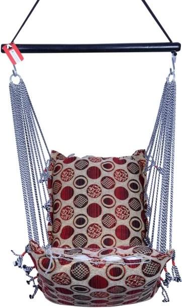 hanging chair flipkart larry kayak swings buy online at best prices in india com kkriya home decor j1 cotton swing