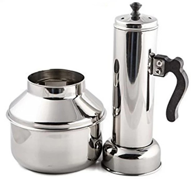 steamer kitchen white table sets steamers buy online at best prices in india flipkart com pigeon stainless steel