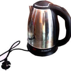 Cool Kitchen Appliances Counter Tops Direct Buy Scarlet Kettle 511 Electric
