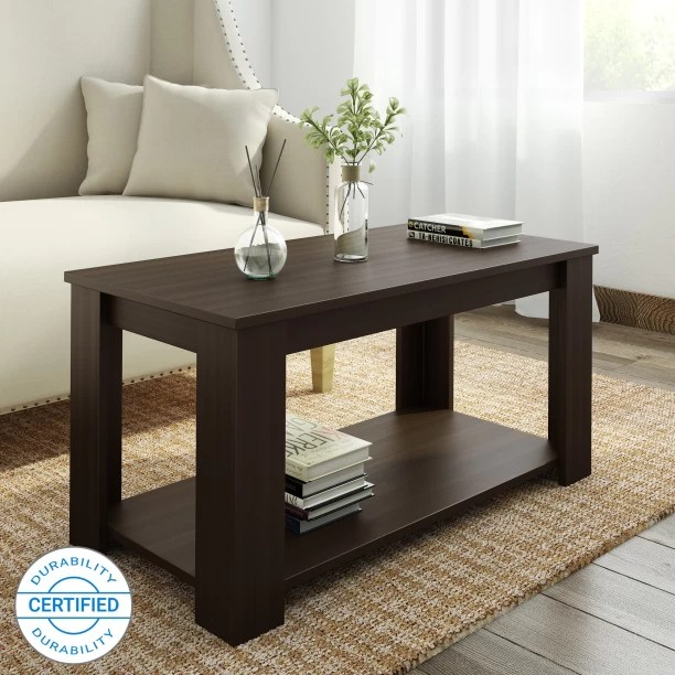 cheap center tables for living room art wall coffee buy durability certified क फ spacewood engineered wood table
