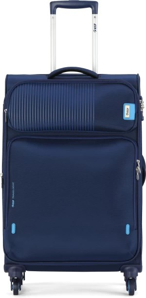 Vip zen lite  exp strolly blue expandable cabin luggage inch also suitcases buy bags briefcases online rh flipkart