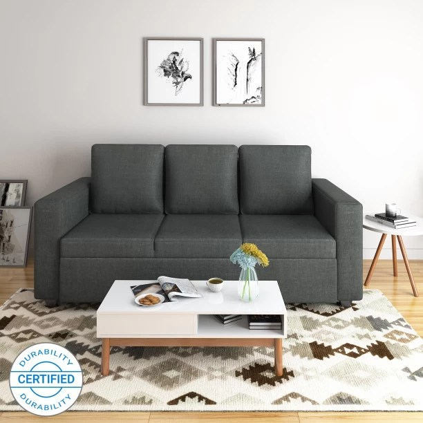 plush magnum sofa review modern living room corner sofas sectionals explore स फ design at flipkart home perfect homes canterbury fabric 3 seater