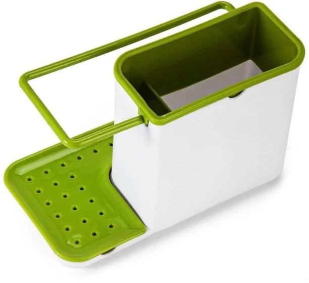kitchen supplies online cabinet with sink buy at best prices in inventure retail 3 1 sponge holder