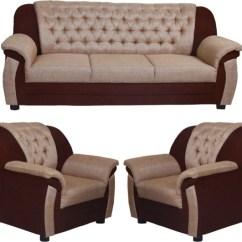 J Kalachand Sofa Reviews On Click Clack Beds Set Images Furny Elzada Five Seater 3 1 Black Fabric Sets Online At Best Prices In India