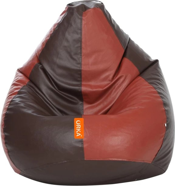 xl bean bag chair tree stump chairs bags online at discounted prices on flipkart orka tear drop without beans