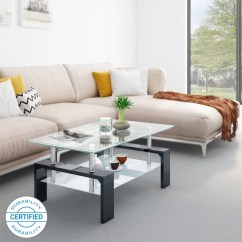 Glass Table Sets For Living Room Sofa Ideas Coffee Tables Buy Durability Certified क फ Flipkart Perfect Homes Dorn
