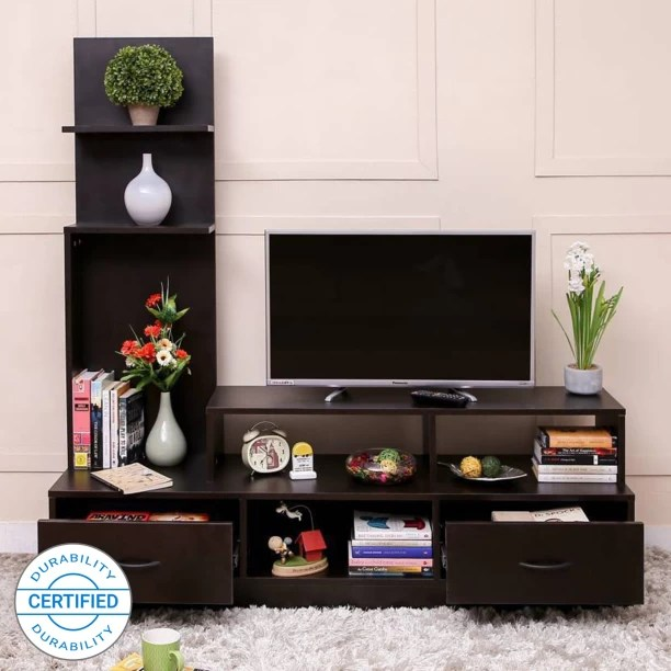 wood wall units for living room media center tv and cabinets choose stand online at discounted prices home full engineered entertainment unit