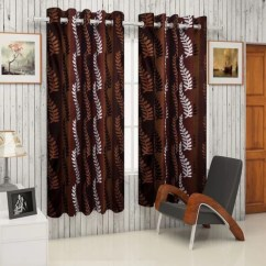 Living Room Curtains For Sale With Couch And Four Chairs Designer Buy Online At Best Prices In Bombay Linen 210 Cm 7 Ft Polyester Door Curtain Pack Of 2