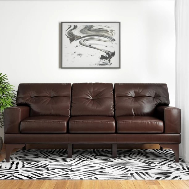 leather vs fabric sofa india fc boston ac connecticut sofascore sofas buy online at best prices in now living eastwood 3 seater