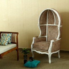 Teal Living Room Chair Blue And White Pictures Chairs Online At Best Prices On Flipkart Home Edge Victoria Solid Wood