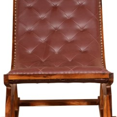 Rocking Chair With Footstool India Hanging For Bedroom Stand Chairs Buy Easy Online At Best Prices In On Saffron Art And Craft Solid Wood 1 Seater