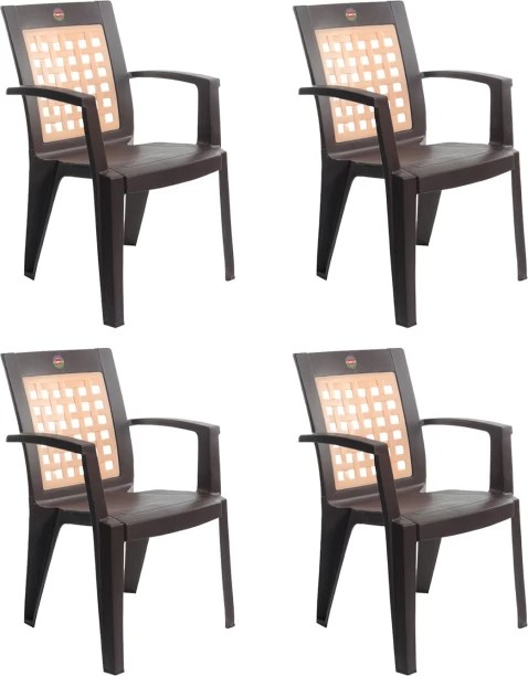 brown living room chairs rugs 8x10 online at best prices on flipkart cello plastic chair