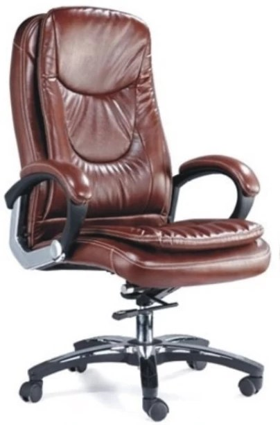 revolving chair base in ahmedabad reception room chairs office study buy featherlite online at best adiko leatherette arm
