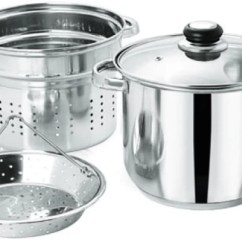 Steamer Kitchen Canisters Steamers Buy Online At Best Prices In India Flipkart Com Pristine Stainless Steel