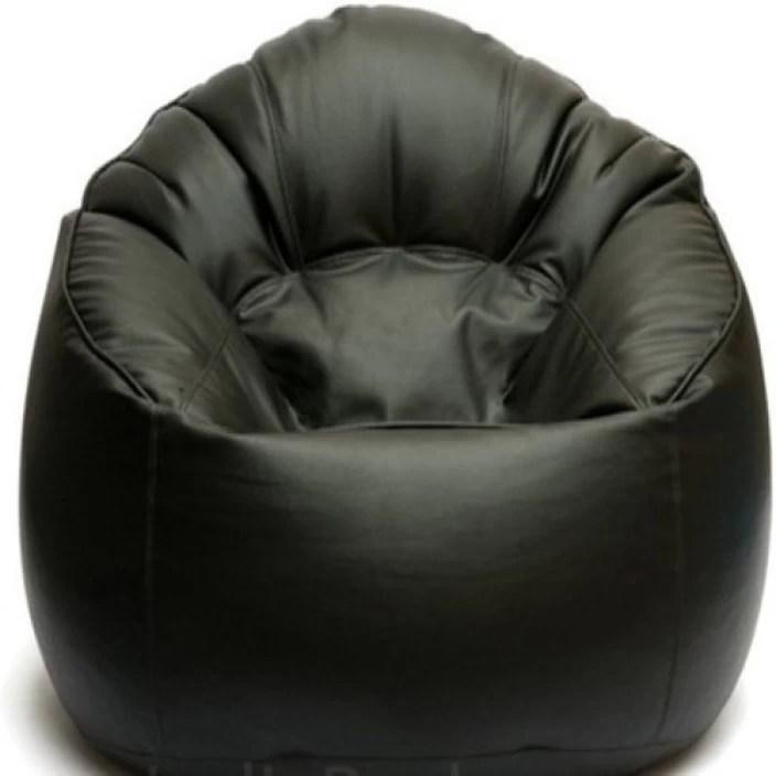 bean bag sofas india custom sofa pillow cases mr lazy xxxl with filling price in buy black