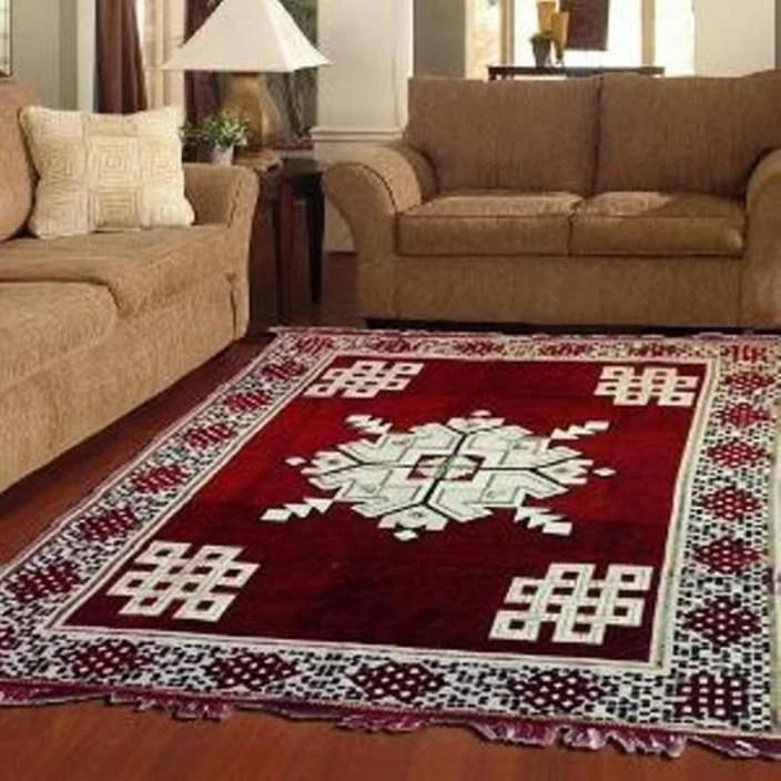 furnishhut maroon chenille carpet