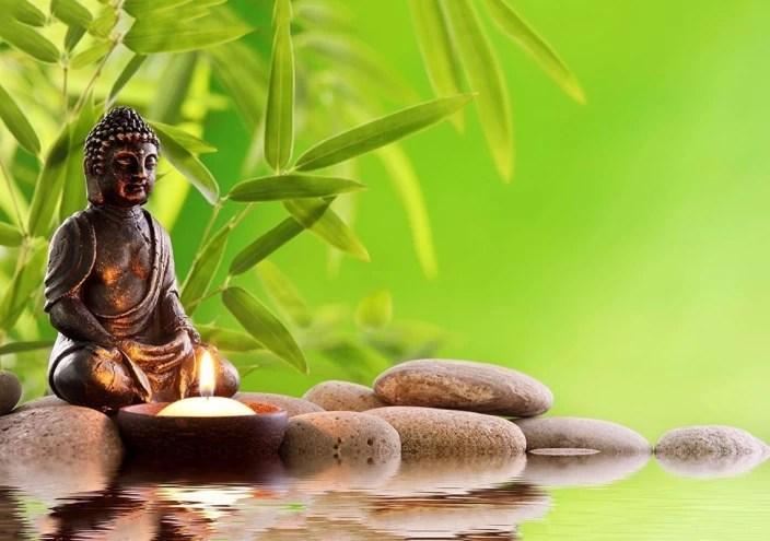 meditating buddha large hd