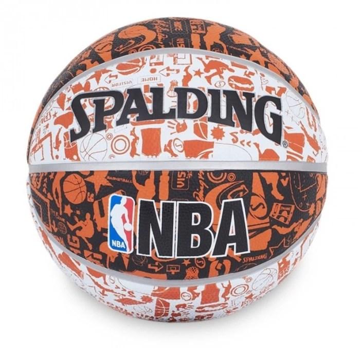 Spalding Nba Graffiti Basketball  Size 7  Buy Spalding