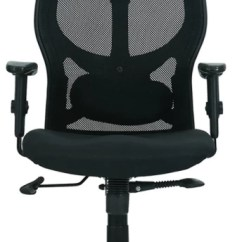 Office Chair Online India Bouncy For Baby Age Green Soul New York High Back Nylon Executive Black