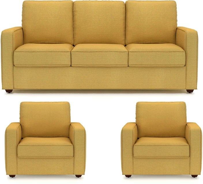 sofa materials bangalore flexsteel sleeper ratings primrose eclipse fabric 3 1 beige set price in india buy online at flipkart com
