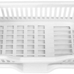 Kitchen Drainer Basket Cheap Chairs House Of Quirk Sink Dish Drying Rack Size 44 X 23
