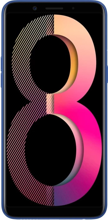 OPPO A83 (2018 Edition) (Blue, 64 GB)