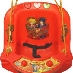 Hanging Chair Flipkart Walmart Bedroom Chairs Mofaro Swing Buy Yes Toys In India Shop For Red