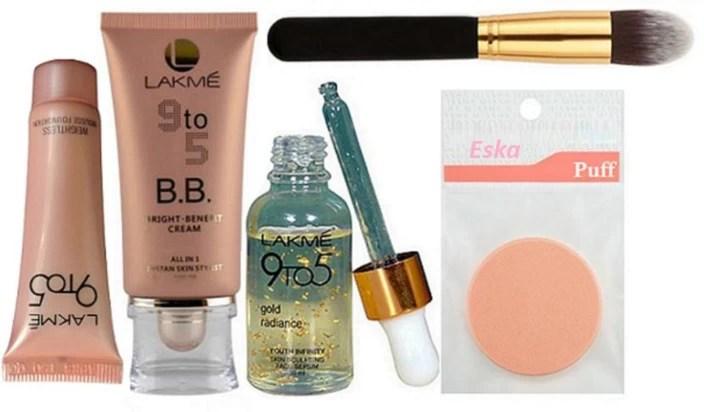 Lakme 9 To 5 Full Makeup Kit In India | Saubhaya Makeup